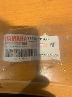 YAMAHA Bearing, 93310-316D5 OEM TZR125 TZR250 Rd250lc Rd350lc Nos Small End