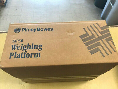 Pitney Bowes Mp30 Scale