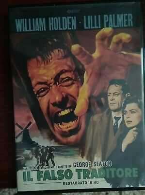 IL FALSO TRADITORE - George Seaton1962_RESTAURATO IN HD