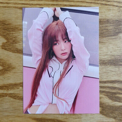 Seulgi Red Velvet Official Postcard The ReVe Festival Day2 Guide Ver Genuine