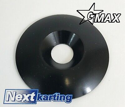 Gmax - Ally Csk Seat Washer Black M8 Go Kart Karting Race Racing
