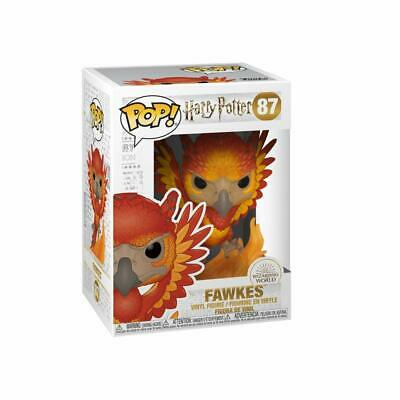 Funko Pop! Movies: Harry Potter - Fawkes 87 42239 In stock