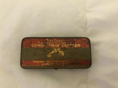Victor talking machines tone needles in case HTF in case