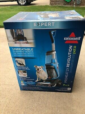BISSELL ProHeat 2X Revolution 1-Speed 1-Gallon Upright Carpet Cleaner