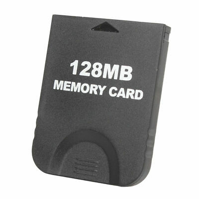 NEW 128MB Memory Card for Nintendo GameCube Wii 128 MB Free Shipping