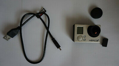 GoPro HERO 3+ Black Action Camera Camcorder + LCD Screen