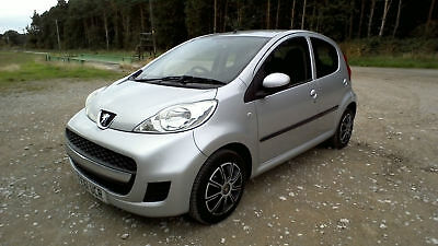2011 (61) Peugeot 107 1.0 Urban Long Mot New Clutch Fitted Recently Service