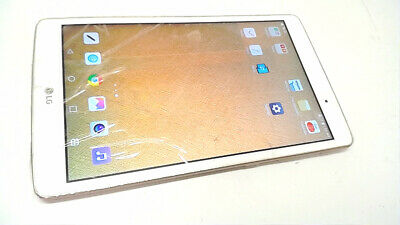 LG G PAD X 8 0 Android Tablet, V521, Gold, Wi-Fi + T-Mobile, Cracked