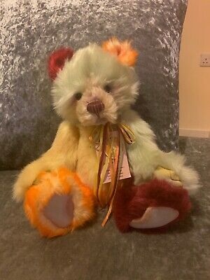 Charlie Bears Retired Limited Edition Ice Lolly