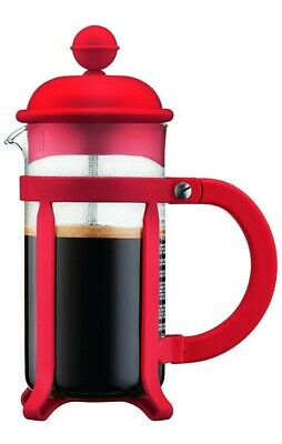 New Bodum Java French Press Coffee Cafetiere - 3 cup version 0.35l 12fl.oz