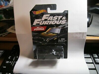 2019 Hot Wheels, Fast and Furious 1/6, Buick Grand National