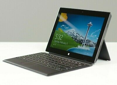"""Tablet Microsoft Surface Pro1 WIFI 10.6"""" 4G RAM 128G with Keyboard and OEM pen!"""