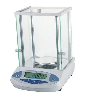 New Digital Balance luxury glass Scale 500g 0.001g Precision Accurat 220v C09-5