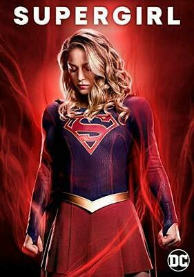 Supergirl Complete Fourth Season DVD Free Shipping PreOrder Release date 9/17/19