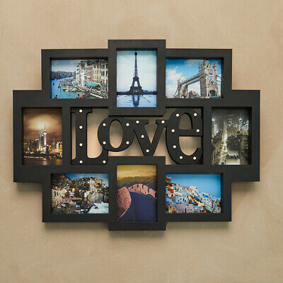 SECONDS Love LED Photo Frame