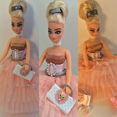 Pippa doll clothes shoes Britt Marie vintage dress Penny