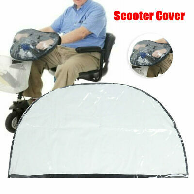 Mobility Scooter Control Panel & Hand Tiller Rain Cover Waterproof