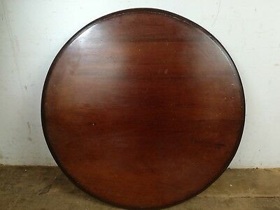 Old mahogany wooden table top antique restoration project old
