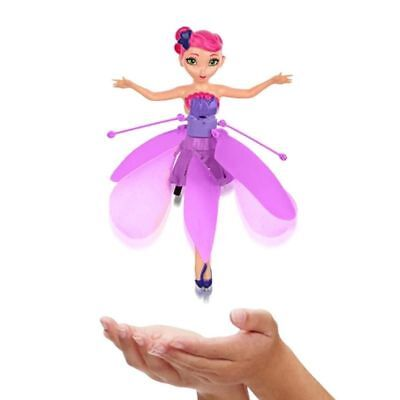 Flying Princess Fairy Magic Magical Cute Doll Action Figure Electric Induction