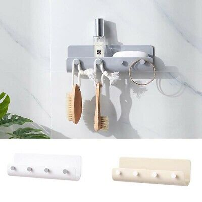 Home Door Hanger Wall Mount Hooks Key Holder Rack Post Organizer Letter Box Mail