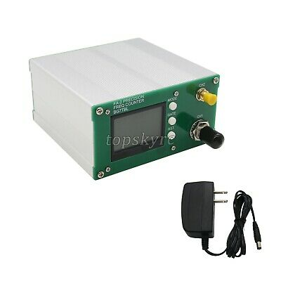 FA-2 1Hz-6GHz Frequency Counter Kit Frequency Meter Statistical Function tpys