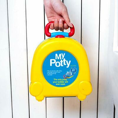 Kids Toilet Seat Child Toddler Training Potty Portable Car Travel Seats Compact
