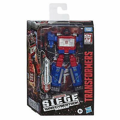 P) Transformers Generations Siege War For Cybertron Wfc Deluxe Crosshairs Figure