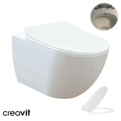 Surprising Creavit Vitroya Combined Bidet Compact Wc Close Couple Dailytribune Chair Design For Home Dailytribuneorg