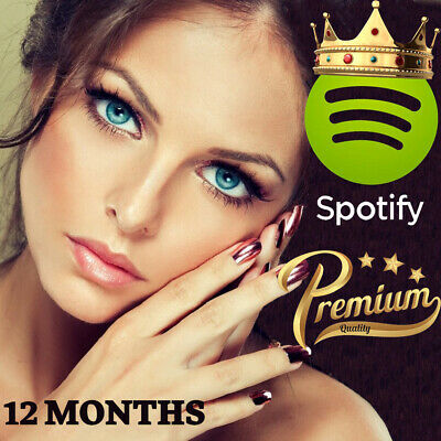 Spotify Premium 12 Months Private Read Description Warranty Support