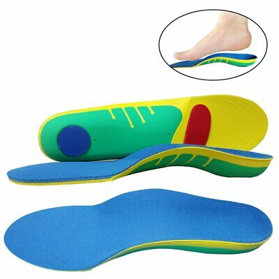 Insoles Arch Support Insert Plantar Fasciitis Orthotic Shoes Insert Orthotics YU