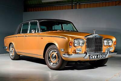 1974 Rolls Royce Silver Shadow I (1) - Gold, Low Mileage, Low Owner