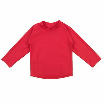 Leveret Long Sleeve Baby Boys Girls Rash Guard Sun Protected UPF + 50 Kids &