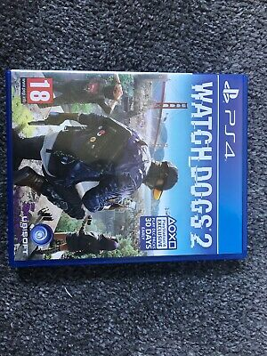 Watch Dogs 2 Watchdogs by Ubisoft Video Game for Sony PlayStation 4