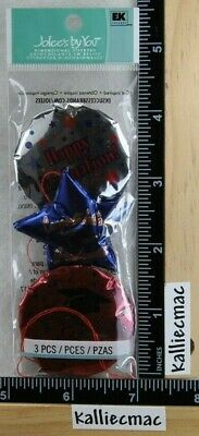JOLEE/'S BY YOU GRADUATION BALLOONS DIMENSIONAL EMBELLISHMENT NEW NIP A8994