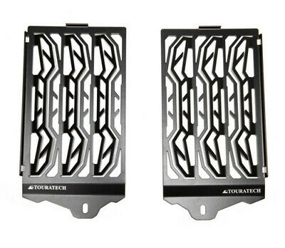 Touratech Radiator Protector Black - BMW R1200GS 2013 only