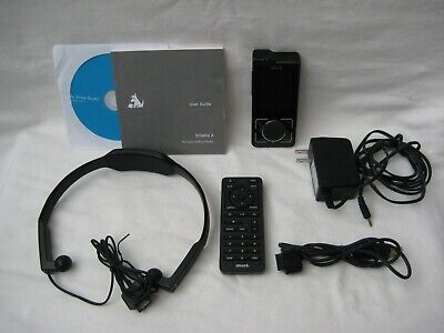 Sirius Stiletto 2 Satellite radio receiver & accessories SL2