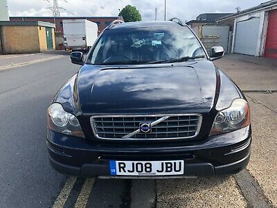 Volvo XC90 2.4TD D5 ( 182bhp ) AWD Automatic 2008 7 seater REAR ENTERTAINMENT