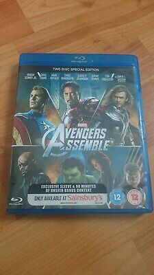 Marvel - Avengers Assemble - Blu-Ray - 2 Disc Special Edition