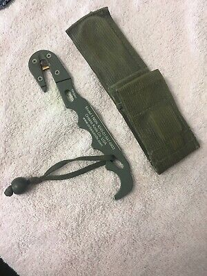 Ontario Knife OKC Model 1 Strap Cutter Escape Tool Sheath Made In USA