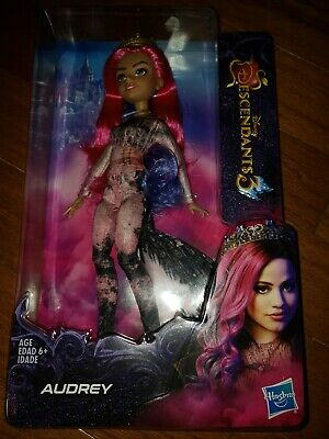 Disney Descendants 3 Audrey Doll Fashion Doll with Accessories For Girls New