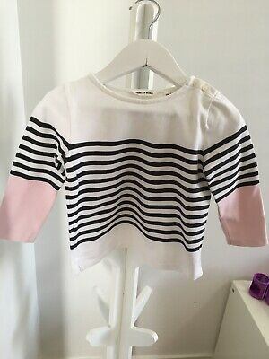 Baby Girl Country Road Long Sleeve Shirt Size 18-24 Months Excellent Condition