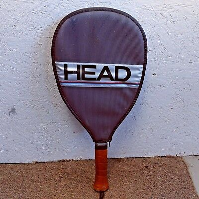 AMF HEAD Master Racquetball Racquet with Zip Cover Made in the USA Racket