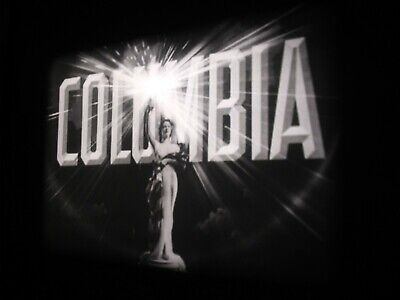 "16mm B&W SOUND - 3 STOOGES ""GOOFS AND SADDLES"" (1937) ORIGINAL COLUMBIA LOGO"