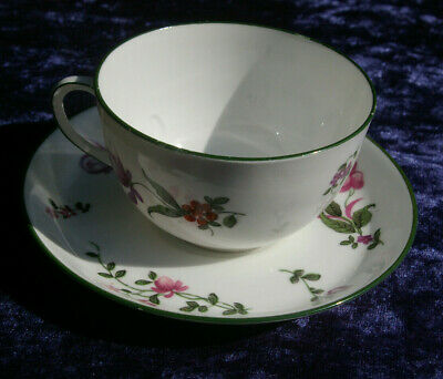 Vintage Foley China, E.Brain & Co. Tea Cup and Saucer Duo.