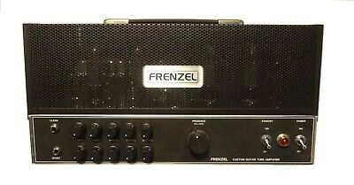 "FRENZEL HBX - WC50  ""Hot Box Wild Cat 50"" Hand-Wired Guitar Tube Amp"