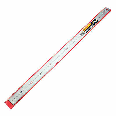 Shinwa Stainless Steel Straight Ruler Measuring Scale 600mm
