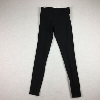 C9 By Champion Womens Size Small Black Cropped Length Athletic Pants Leggings.B1