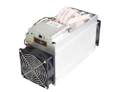 Antminer L3+ Miner - Litecoin ASIC Scrypt - 504MH/s Tested, Fully Working