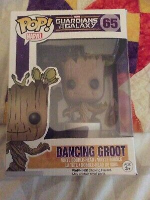 Funko Pop Marvel: Guardians of The Galaxy - Dancing Groot