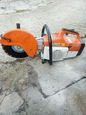 STIHL TS360 AVS In Excellent Condition